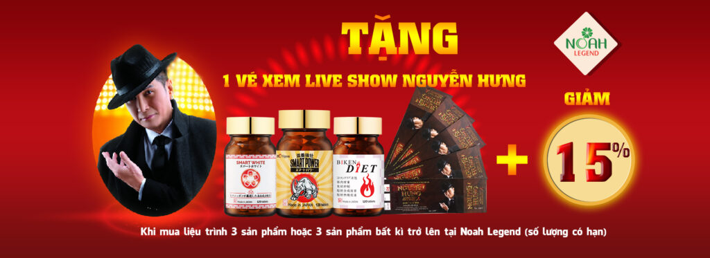 NGuyễn Hưng liveshow